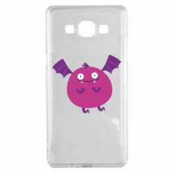 Чехол для Samsung A5 2015 Cute bat - FatLine