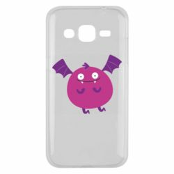 Чехол для Samsung J2 2015 Cute bat - FatLine