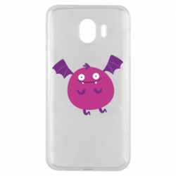 Чехол для Samsung J4 Cute bat - FatLine