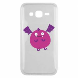 Чехол для Samsung J5 2015 Cute bat - FatLine