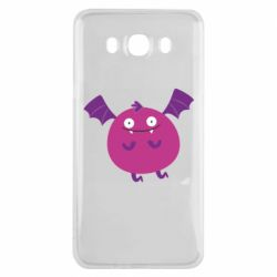 Чехол для Samsung J7 2016 Cute bat