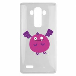 Чехол для LG G4 Cute bat - FatLine