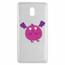 Чехол для Nokia 3 Cute bat - FatLine