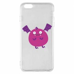Чехол для iPhone 6 Plus/6S Plus Cute bat - FatLine
