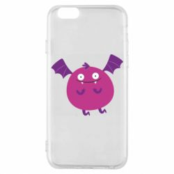 Чехол для iPhone 6/6S Cute bat - FatLine