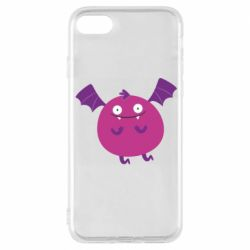 Чехол для iPhone 8 Cute bat