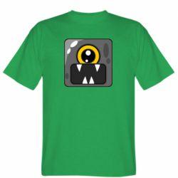 Чоловіча футболка Cute black boss