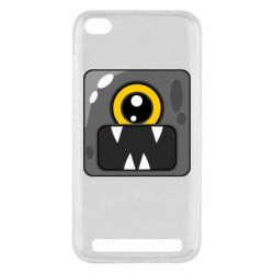 Чехол для Xiaomi Redmi 5A Cute black boss