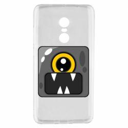 Чехол для Xiaomi Redmi Note 4 Cute black boss