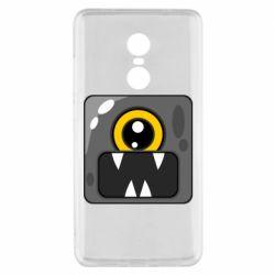 Чехол для Xiaomi Redmi Note 4x Cute black boss