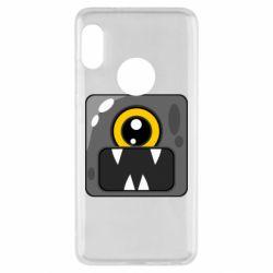 Чехол для Xiaomi Redmi Note 5 Cute black boss