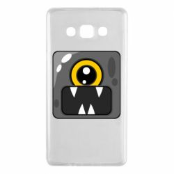 Чохол для Samsung A7 2015 Cute black boss