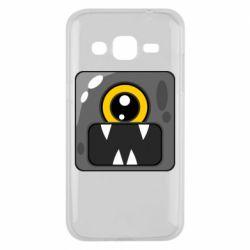 Чохол для Samsung J2 2015 Cute black boss