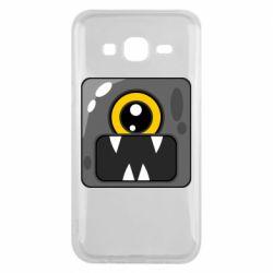 Чохол для Samsung J5 2015 Cute black boss