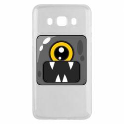 Чохол для Samsung J5 2016 Cute black boss