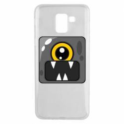 Чохол для Samsung J6 Cute black boss
