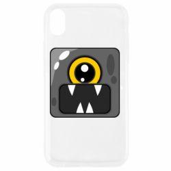 Чохол для iPhone XR Cute black boss