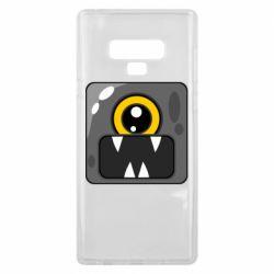 Чохол для Samsung Note 9 Cute black boss