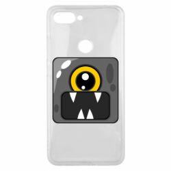 Чехол для Xiaomi Mi8 Lite Cute black boss