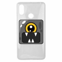 Чехол для Xiaomi Mi Max 3 Cute black boss