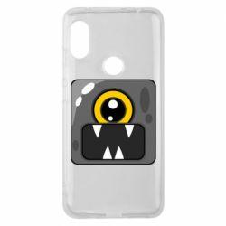 Чехол для Xiaomi Redmi Note 6 Pro Cute black boss