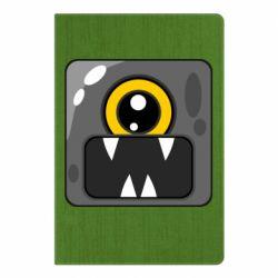 Блокнот А5 Cute black boss