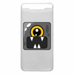 Чохол для Samsung A80 Cute black boss