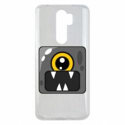 Чехол для Xiaomi Redmi Note 8 Pro Cute black boss