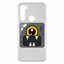 Чехол для Xiaomi Redmi Note 8 Cute black boss