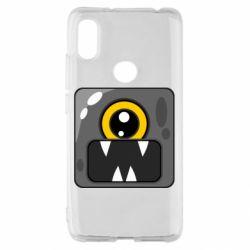 Чехол для Xiaomi Redmi S2 Cute black boss