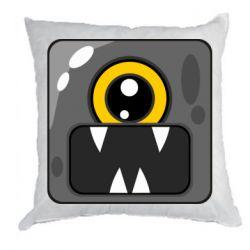 Подушка Cute black boss