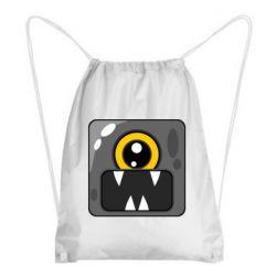 Рюкзак-мішок Cute black boss