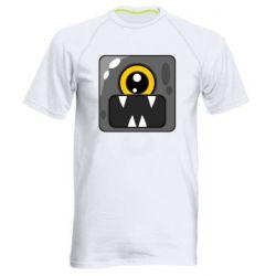 Чоловіча спортивна футболка Cute black boss