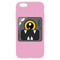 Чохол для iPhone 6 Plus/6S Plus Cute black boss