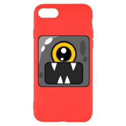 Чохол для iPhone 7 Cute black boss