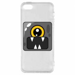 Чохол для iphone 5/5S/SE Cute black boss