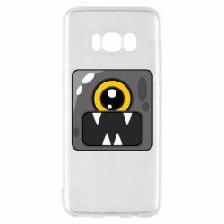 Чохол для Samsung S8 Cute black boss