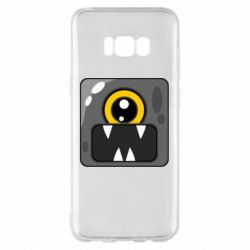Чохол для Samsung S8+ Cute black boss