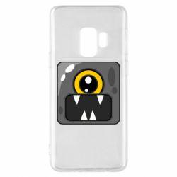 Чохол для Samsung S9 Cute black boss