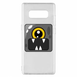 Чохол для Samsung Note 8 Cute black boss