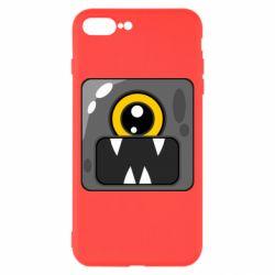 Чохол для iPhone 8 Plus Cute black boss