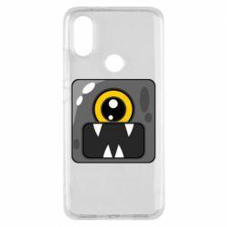 Чехол для Xiaomi Mi A2 Cute black boss
