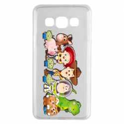 Чохол для Samsung A3 2015 Cute characters toy story