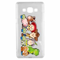 Чохол для Samsung A5 2015 Cute characters toy story