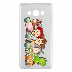 Чохол для Samsung A7 2015 Cute characters toy story