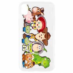 Чохол для iPhone XR Cute characters toy story