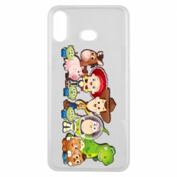Чохол для Samsung A6s Cute characters toy story