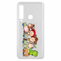 Чохол для Samsung A9 2018 Cute characters toy story
