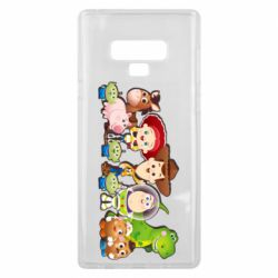 Чохол для Samsung Note 9 Cute characters toy story
