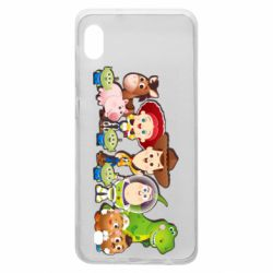 Чохол для Samsung A10 Cute characters toy story